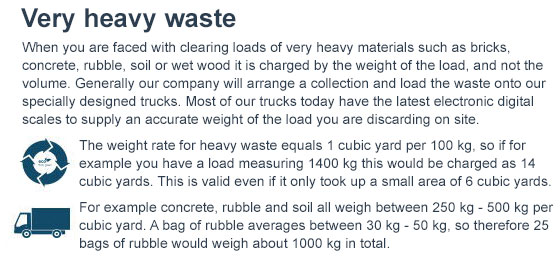 special discounts for waste removal around se1